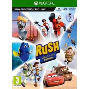 Rush Une aventure Disney Pixar sur Xbox One