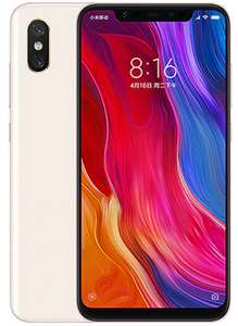 "Smartphone 6.21"" Xiaomi Mi 8 Global Version - - 128Go, 6Go de Ram"