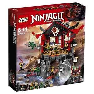 Lego Ninjago Le temple de la Renaissance (70643)