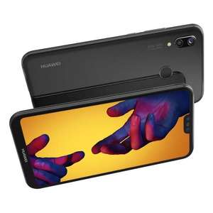 "Smartphone 5.84"" Huawei P20 Lite - full HD+, Kirin 659, 4 Go de RAM, 64 Go (frontaliers Suisse)"
