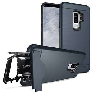 Coque pour Samsung Galaxy S9 Plus Olixar X-Ranger Survival avec outils