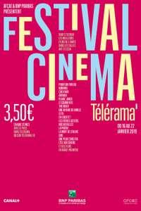 [Sous Conditions] Festival Télérama : Place de cinéma à 3,50€ (sur une sélection de film)