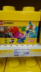 LEGO Classic - Les briques créatives - 10692 (Guérande 44)