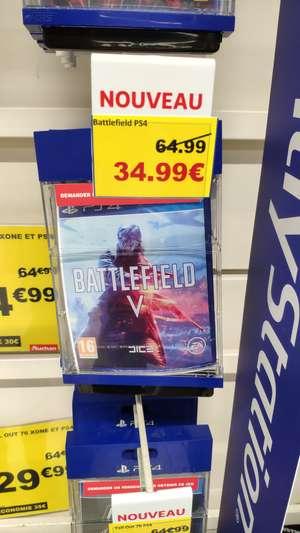Battlefield V sur PS4 - Mériadeck  Bordeaux (33) / Taverny (95)