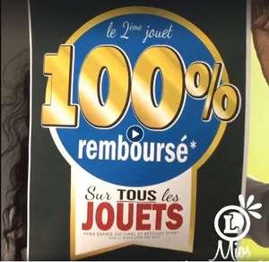 100% remboursés sur le 2ème jouet / Chocolats / Buches glacées (le moins cher) - Leclerc Mios (33)