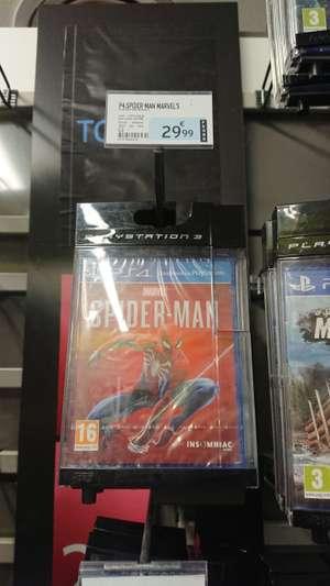 Marvel's Spiderman sur PS4 - Limoges (87)