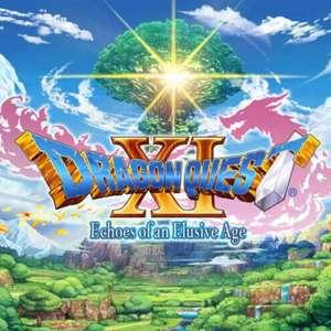 [VIP] Sélection jeux: ex Dragon Quest XI (28,50 euros) et Dragon Quest Heroes II (23.76 euros) (Dématérialisé - Steam)