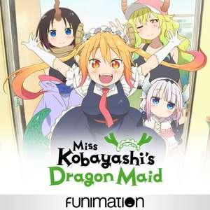Série Anime Kobayashi's Dragon Maid (Dématérialisé) - wakanim.tv