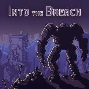 Into the breach sur Switch (store ZA)