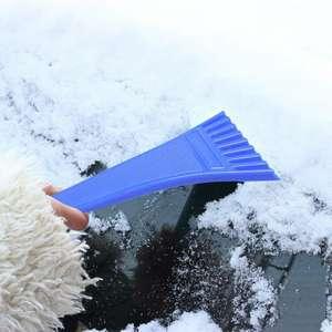 Grattoir à neige pour pare-brise