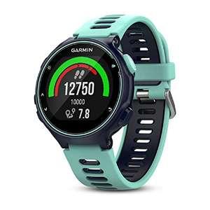 Montre de running connectée Garmin Forerunner 735XT - bleu / vert