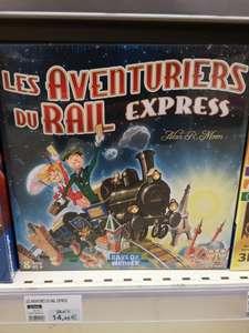 Jeu de société Les aventuriers du rail express - Troarn (14)