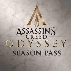Jeu Assassin's Creed Odyssey Season Pass sur PS4 (Démtérialisé)