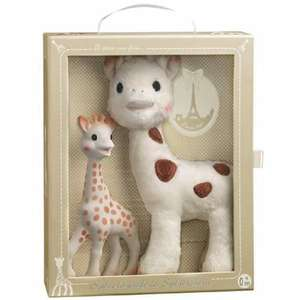 Coffret Vulli Sophie La Girafe & Sophie Chérie