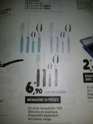 Ménagère 24 pièces - Thionville (57)