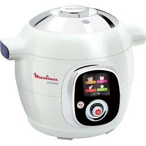 Multi-cuiseur Moulinex Cookeo CE705100 - 50 recettes, 1200W, 6L