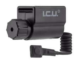 Caméra Airsoft I.C.U TactiCam 1.0 RIS Ultra VGA - Noir (lilifolies-airsoft.com)