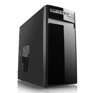Tour PC Fixe CSL Sprint 5863 - AMD Ryzen 5 2600, SSD 480Go, RAM 8Go, GTX 1050Ti 4Go, Alim. CSL 500W (csl-computer.com)