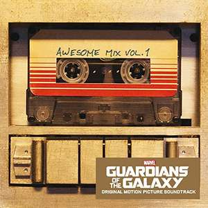 [Prime] CD Guardians of the Galaxy Awesome Mix Vol. 1