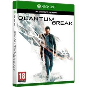 Sélection de jeux vidéos en promotion chez Boulanger - ex : Quantum Break sur Xbox One