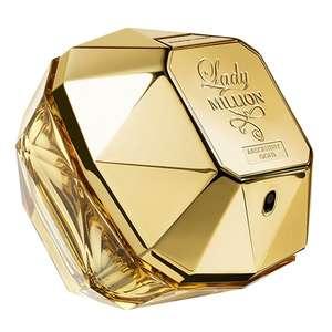 Eau de Parfum Paco Rabanne Lady Million Absolutely Gold - 80Ml