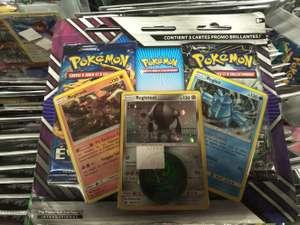 50% de réduction sur une sélection de packs de cartes Pokémon - Aubervilliers (93)