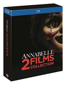 Coffret Blu-Ray - Annabelle 1 & 2 ou Harry Potter + Animaux Fantastiques