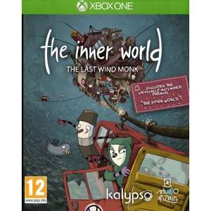 Jeu The Inner World: The Last Wink Monk sur Xbox One