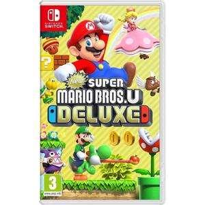 New Super Mario Bros U: Deluxe sur Switch