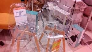 Chaise style scandinave transparente - Rezé (44)