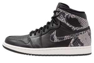 Basket Nike Air Jordan  - Femme, Black/phantom