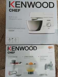 Robot Pâtissier Kenwood chef KVC3100WH + accessoires - Saint Priest (69)