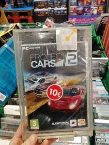 Project Cars 2 sur PC -  Vénissieux (69)