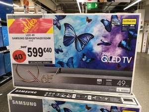 """TV 49"""" Samsung QLED QE49Q6FN 2018 (4K UHD, HDR) - La Défense (92)"""