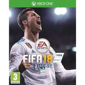 FIFA 18 sur Xbox One, PS4 ou PC