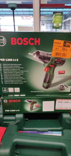 Sélection d'articles en promotion - Ex : Perceuse-visseuse sans fil Bosch PSR 1200 LI-2 - Ennery (57)