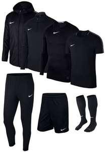 Ensemble 7 pièces Nike Training Set Academy 18 - Plusieurs tailles et coloris (geomix.de)