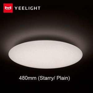 Plafonnier connecté Yeelight Jiaoyue YLXD05YL 480 LED - Entrepôt Europe (vendeur tiers)