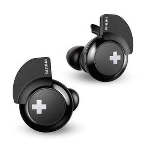 Ecouteurs Bluetooth True Wireless Philips Bass+ SHB4385 Noirs (Écully 69)