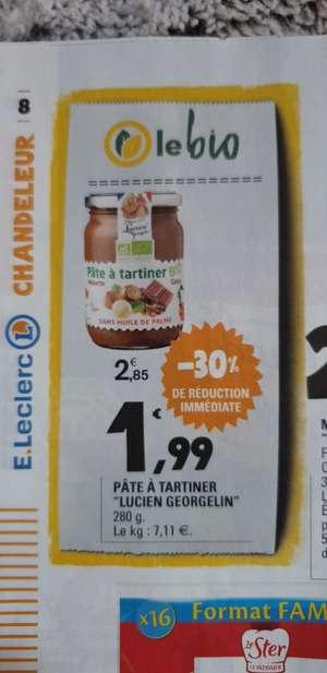 Pâte à tartiner Lucien Georgelin - 280g