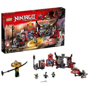 Sélection de Jouets LEGO à -30% - Ex: Lego Le QG du Gang des Fils de Garmadon à Leclerc Rueil-Malmaison (92)