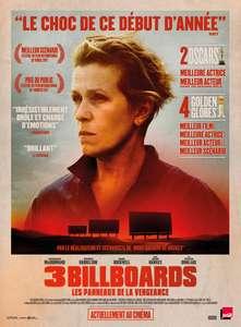 Achat Film VOD en UHD 4K - 3 Billboards, les panneaux de la vengeance (Dématérialisé)