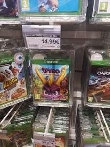 Jeu Spyro Reignited trilogie sur Xbox One - Leclerc fecamp (76)