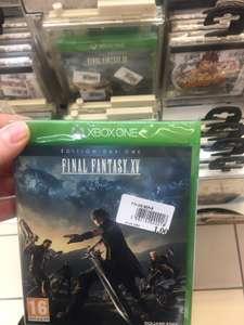 Jeu Final Fantasy 15 sur Xbox One - Cora Soissons Aisne (02)