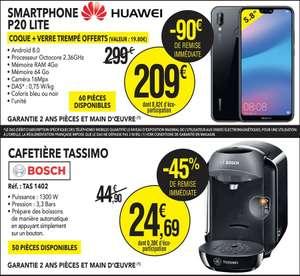 "Smartphone 5.84"" Huawei P20 Lite (full HD+, Kirin 659, 4 Go de RAM, 64 Go) - Gouesnou (29)"