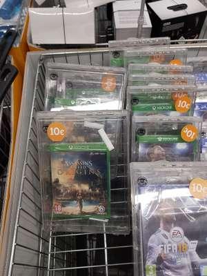 Assassin's Creed Origins sur Xbox One (St-Sebastien 44)