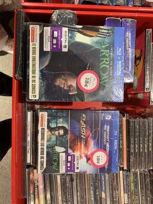 Coffret Blu-ray Arrow + Flash Saison 1 ou Coffret Blu-ray Arrow Saison 1 + 2 - Val d'Europe (77)