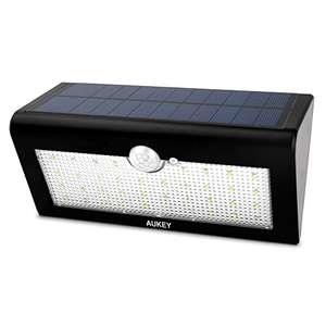 Éclairage mural extérieur Aukey LT-SL1 - 38 LEDs (vendeur tiers)