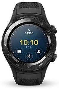 Montre Huawei Watch 2, ROM 4 Go, Android Wear, Bluetooth, Wifi, Moniteur de fréquence cardiaque, Écran 390 x 390 pixels, GPS + Glonass, Noir
