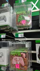 Manette Xbox One Minecraft (Creeper et Pig) - St Genis Laval (69)